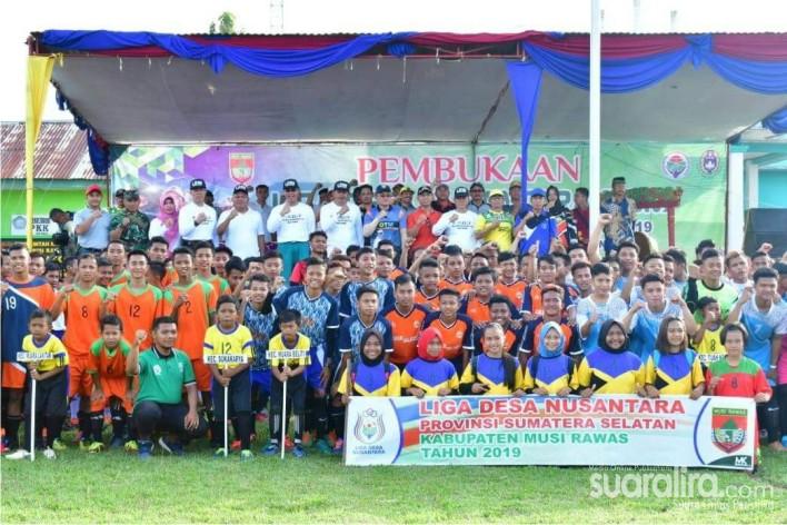 Bupati H2G Buka LDN Seri Kabupaten Musi Rawas 2019