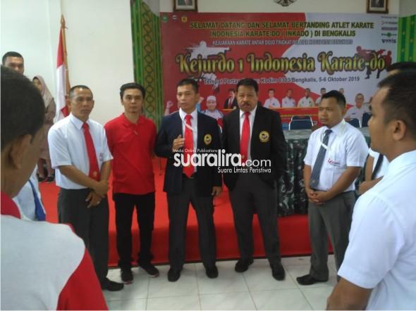 Kejuaraan Karate-do Tingkat Pelajar Se Kabupaten Bengkalis