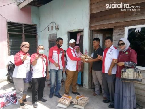 LIRA Siaga Giat Gotong Royong Bersama Gema Wira Riau