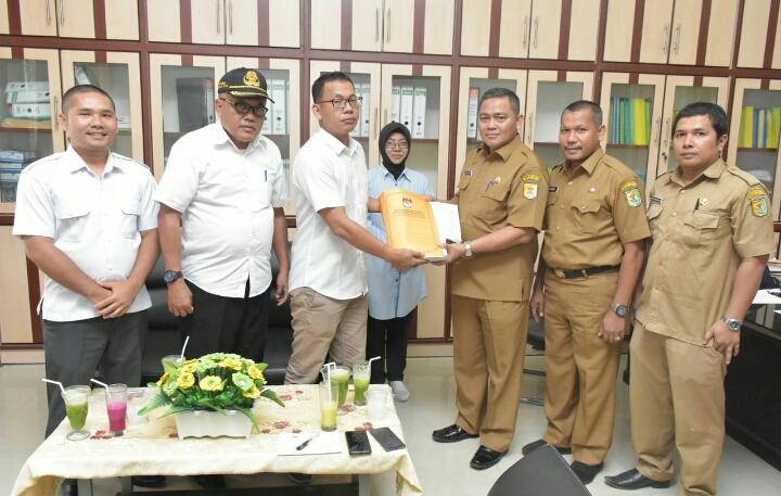 Pemkab Sergai Terima 45 Nama Calon Anggota DPRD Terpilih Dari KPU