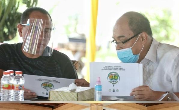 Wako: Tebing Tinggi Siap Laksanakan MTQ Provinsi Sumut Sesuai Protokol Kesehatan