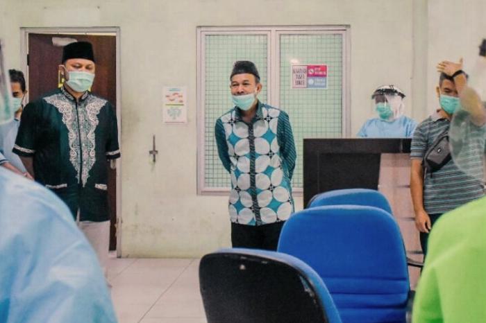 RSUD Aceh Tamiang, Kembali Buka Pelayanan IGD