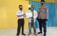 Pemerintah Kampung Benua Raja Salurkan BLT DD Tahap II Tahun 2020