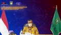 Gubernur Syamsuar Hadiri Secara Virtual Launching Sinergitas Pengelolaan Bersama MCP
