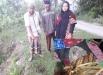 Seorang Warga Desa Suka Makmur Temukan Bayi, Diduga Sengaja Dibuang