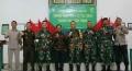 Dandim 0104/Atim Paparkan Hasil Program TMMD Ke-112 Pada Tim Wasev Mabes TNI-AD