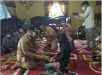Camat Perbaungan Gelar Tepung Tawar Dan Doa Bersama Apresiasi Atlit Cabor Hoki PON ke XX Asal Perbaungan