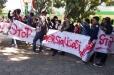 Diduga Tidak Transparan, Unisma di Demo Mahasiswanya