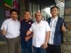 Krisman Terpilih Sebagai Ketua PTMSI Secara Aklamasi