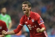 Bayern Munich Ungguli PSV 2-1 Di Paruh Pertama