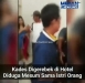 Baru di Lantik, Kades Teluk Mengkudu Tertangkap Basah Lagi ngamar Dengan Istri Orang