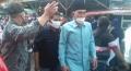 Kedatangan Cawabup RL No 2 'Ruswan' Disambut Antusias Oleh Pedagang Pasar Curup