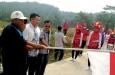 Meriahkan HUT RI, Husni Tamrin Buka Pesta Rakyat di Desa Sialang