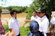 Komisi IV DPRD Riau Tinjau Jalan dan Jembatan di Rohul
