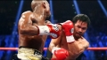 Sikat Thurman, Pacquiao Tantang Mayweather Rematch