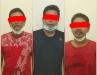 Sat Polair Polres Rohil Tangkap Pelaku Pembawa Sabu