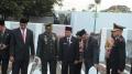 Forkopimda Aceh Tamiang Upacara dan Tabur Bunga di Taman Makam Pahlawan