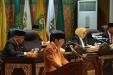 Paripurna DPRD Riau, Penyampaian Visi-Misi Gubernur dan Wakil Gubernur Priode 2019 - 2024