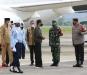 Kapolda Bersama Pejabat Forkopimda Aceh Jemput Kedatangan Presiden RI