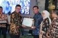 Firdaus Raih Penghargaan Prestasi Kinerja Tertinggi Peringkat IV
