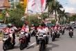 DPW Pemuda LIRA Riau Ramaikan Catatan Sejarah di Cisarua