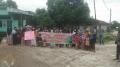 Pengurus dan Anak Panti Asuhan Gelar Aksi, Bertahun Tahun Sewa Tanah Wakaf Tak Pernah di Bayar
