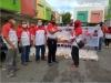 LIRA Kepri Peduli dan Berbagi Ratusan Paket Sembako