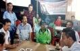 Wakil Rakyat Hadiri Turnamen Domino di Pasar Sorek
