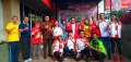 Peringati HUT GPN ke- 10 tahun, mengadakan Kegiatan Senam Sehat di Kota Bekasi