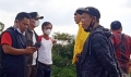 Didampingi Camat Binawidya, Ketua Komisi IV DPRD Riau Tinjau Lokasi Banjir