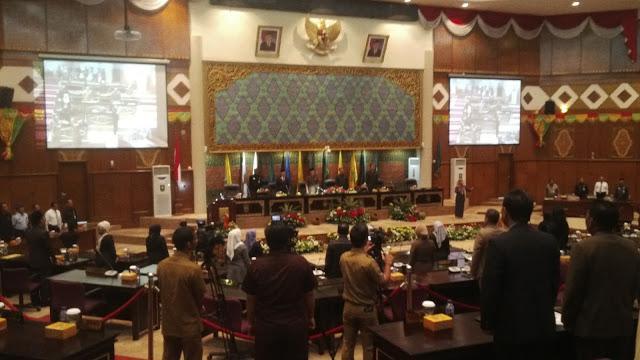 DPRD Riau Taja Hatrick Sidang Paripurna Dalam Satu Hari