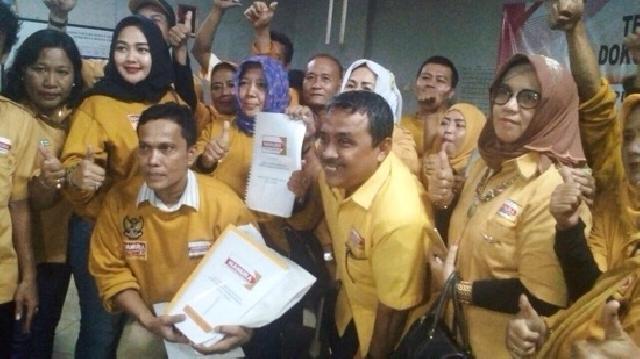 DPC Partai Hanura Kota Bekasi Siap Hadapi Pemilu