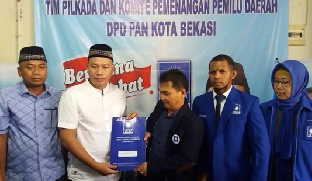Vicky Optimistis Calonkan Wali Kota Bekasi