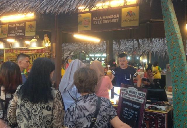 Festival Kuliner Bekasi tahun 2017