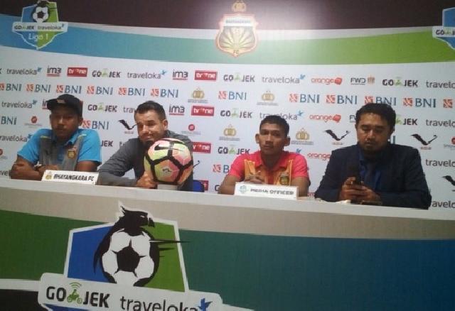 PSM Makassar unggul 2-0 dari Bhayangkara FC