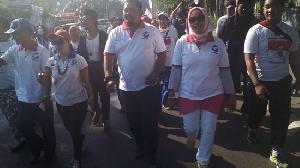 DPD Partai Perindo Kota Bekasi Peringati HUT RI ke 72
