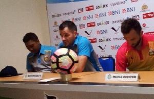 Bhayangkara FC VS Sriwijaya FC